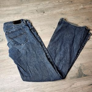 Silver Bootcut Denim Jeans. Perfect Condition!
